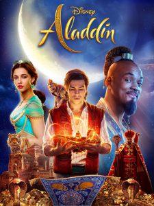 Aladin จัสมินและอลาดินได้มาเฉิดฉายบนจอภาพยนตร์อีกครั้ง