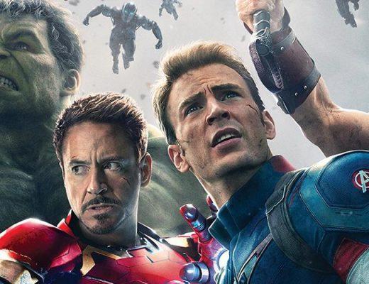 เรื่อง Avengers: Age of Ultron